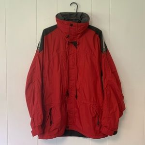 Red Ledge | WaterProof | Red Ski/Winter Jacket